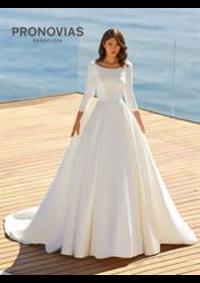 Prospectus Pronovias Lille : Robes de mariée élégantes