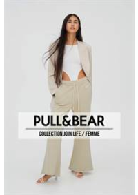 Prospectus Pull & Bear ROSNY SOUS BOIS : Collection Join Life / Femme