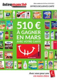 Prospectus Intermarché Anhée : Folder Intermarché
