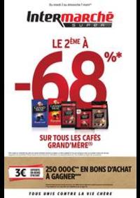 Promos et remises Intermarché Super Villeneuve le Roi : TOUS UNIS CONTRE LA VIE CHÈRE