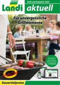 Prospectus Landi Belp - Aare Genossenschaft : Landi - Grill 2021