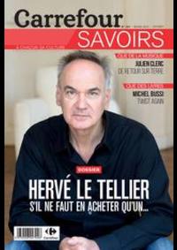 Prospectus Carrefour GENNEVILLIERS : Dossier Hervé Le Tellier