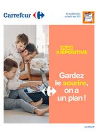 Prospectus Carrefour Drancy : #jepositive