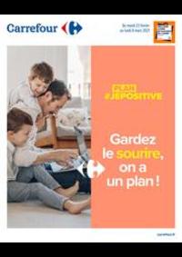 Prospectus Carrefour LILLE : #jepositive
