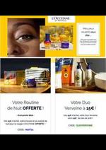 Prospectus L'Occitane : Nos offres beauté du moment