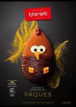 Prospectus Thiriet : Les petits bonheurs de Pâques