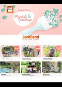 Prospectus Jardiland CORMEILLES-EN-PARISIS : Projets de printemps
