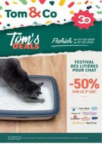 Prospectus Tom&Co Tubize : Tom's Deals