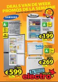 Prospectus Electro Stock Molenbeel : Deals van de week