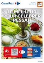 Prospectus Carrefour : Le meilleur pour célébrer Pessah