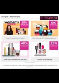 Prospectus Ici Paris XL Geraardsbergen : Women's week