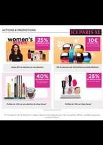 Prospectus Ici Paris XL : Women's week