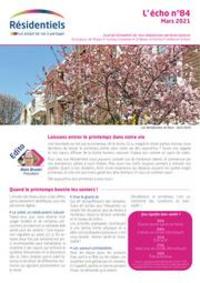 Prospectus Point Relais Mondial Relay - LE BLANC MESNIL 2 : L'écho des résidentiels