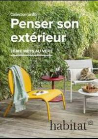Prospectus Habitat Paris Aeroville - Roissy Charles de Gaulle  : Penser son extérieur