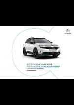 Prospectus  : Suv Citroën C5 Aircross