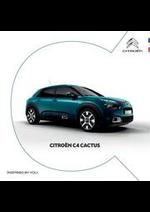 Prospectus Citroen : Citroën C4 Cactus