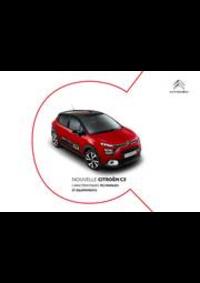 Prospectus Citroen AUBERVILLIERS : Citroën C3