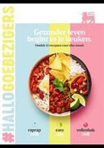 Prospectus Supermarché Delhaize : Kookboek