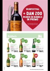 Prospectus Supermarché Delhaize Ninove : WIJNFESTIVAL