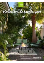 Prospectus Casa : Collection de jardin 2021