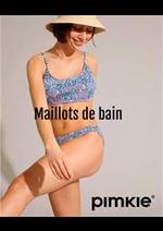 Promos et remises  : Maillots de bain