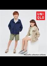 Prospectus Uniqlo : Nouvelle collection enfants