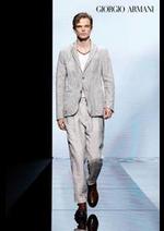 Prospectus Armani : Spring 2021 Menswear