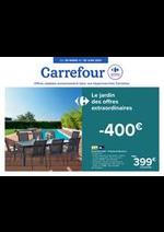 Prospectus Carrefour Market : Le jardin des offres extraordinaires