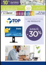 Prospectus Top office : -10% sur la gamme easy office