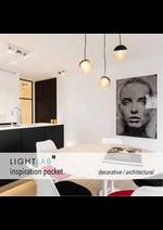 Prospectus Rexel : Lightlab inspiration pocket