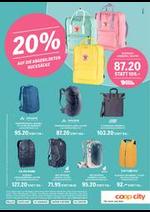 Promos et remises Coop City : Passendes Reisegepäck