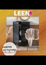 Prospectus Leen Bakker : Habiter Au Naturel