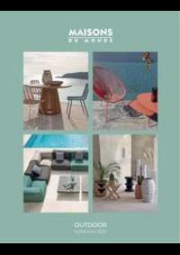 Prospectus Maisons du Monde : Outdoor Collection 2021