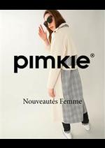 Catalogues et collections Pimkie : Nouveautes Femme