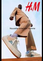 Prospectus H&M : Nouvelle collection homme