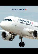 Prospectus Air France : Nos meilleurs offres et promotions
