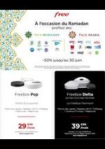 Prospectus Free : À l'occasion du Ramadan