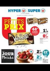 Prospectus Super U MONTIGNY LES METZ : PETITS PRIX