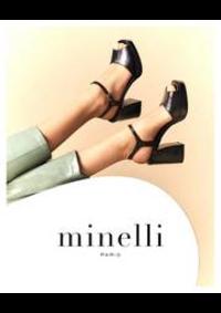 Catalogues et collections Minelli Mulhouse : Nouveautés Chaussures Femme