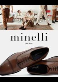 Catalogues et collections Minelli Mulhouse : Nouveautés Chaussures Homme