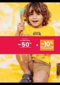 Prospectus La Halle Cernay : Sensation'halle -50%