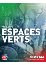 Prospectus Loxam : Espaces verts et agriculture