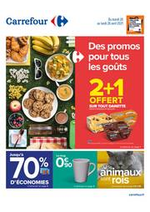 Promos et remises Carrefour : Des promos pour tous les goûts