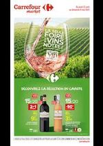 Promos et remises Carrefour Market : Catalogue Carrefour Market