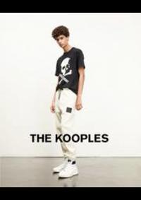 Catalogues et collections The Kooples Levallois-Perret - 49 Rue du Président Wilson : Collection Sport  Homme
