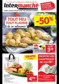 Promos et remises Intermarché Auvelais : Folder Intermarché