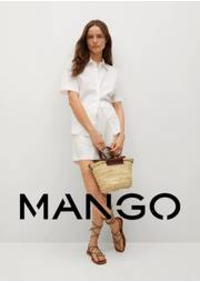 Prospectus MANGO Brussels - Rue Neuve 144 : Linen Collection