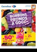 Prospectus Carrefour : Bonbons & Promos à Gogo