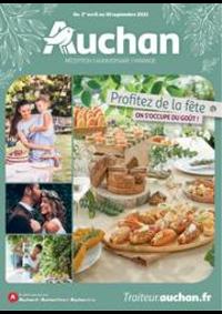 Prospectus Auchan Val d'Europe Marne-la-Vallée : Catalogue Auchan