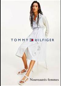 Prospectus TOMMY HILFIGER STORE CHAMPS ELYSéES : Nouveautés femmes